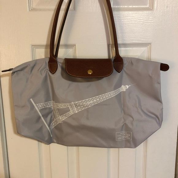 c66a706cb6 Longchamp Handbags - NEW limited edition Longchamp Eiffel Tower bag